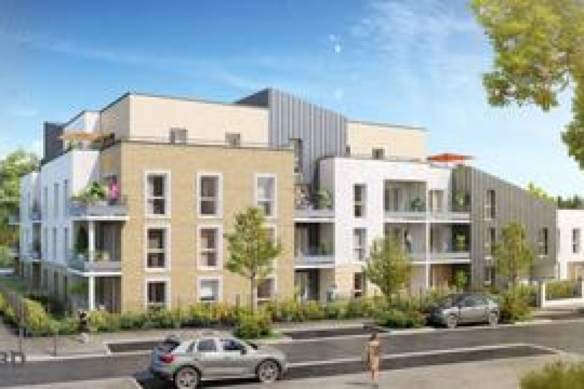 Programme immobilier le carré vert - Image 1