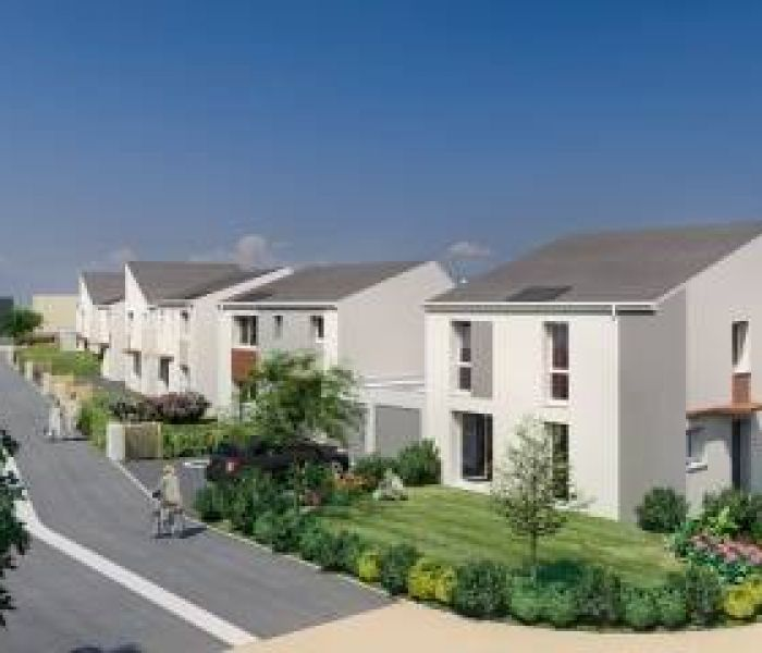 Programme immobilier clos des alizes - Image 1
