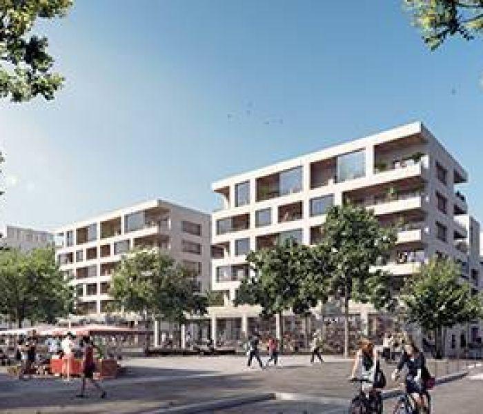 Programme immobilier le champ des possibles / l'agora - Image 1