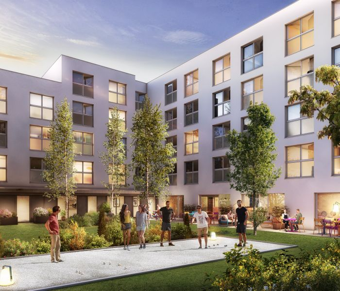 Programme immobilier residence liberty - Image 1