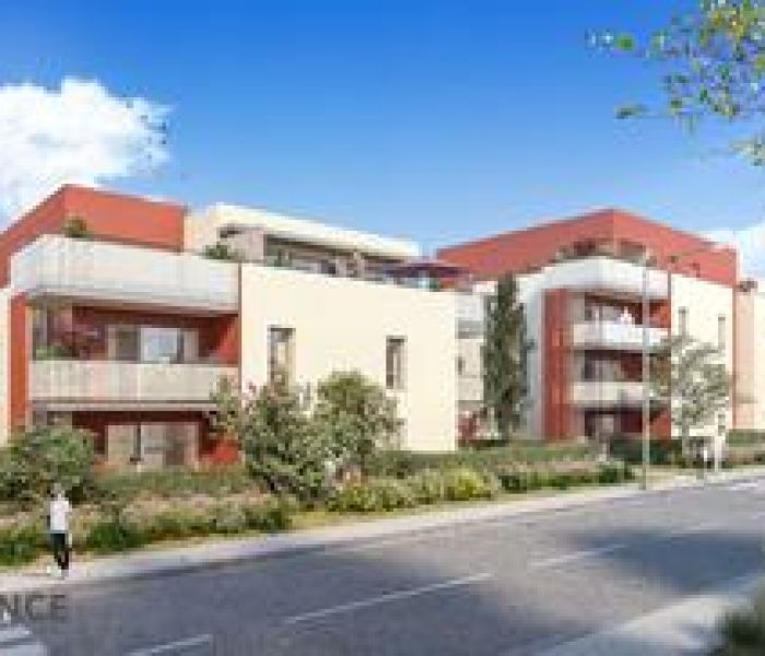 Programme immobilier residence carmina - Image 1