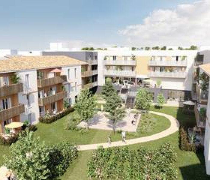 Programme immobilier rss les ambres / nexity-aegide - Image 1