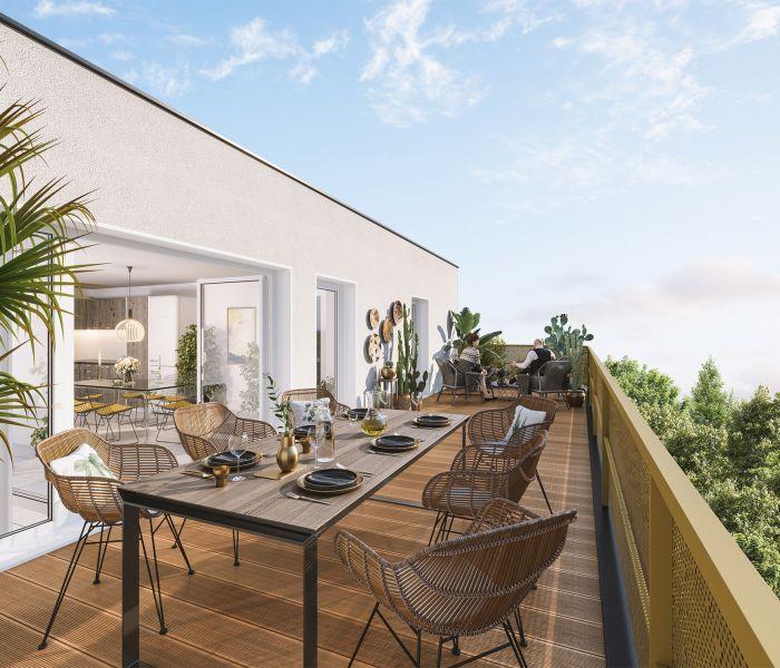 Programme immobilier les brumes de gua - Image 1