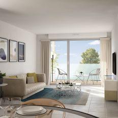 Programme immobilier residence blue garden - Image 1