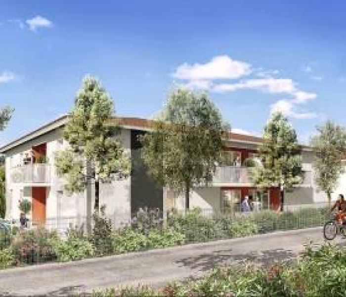 Programme immobilier les pavillons d'hugo - Image 1