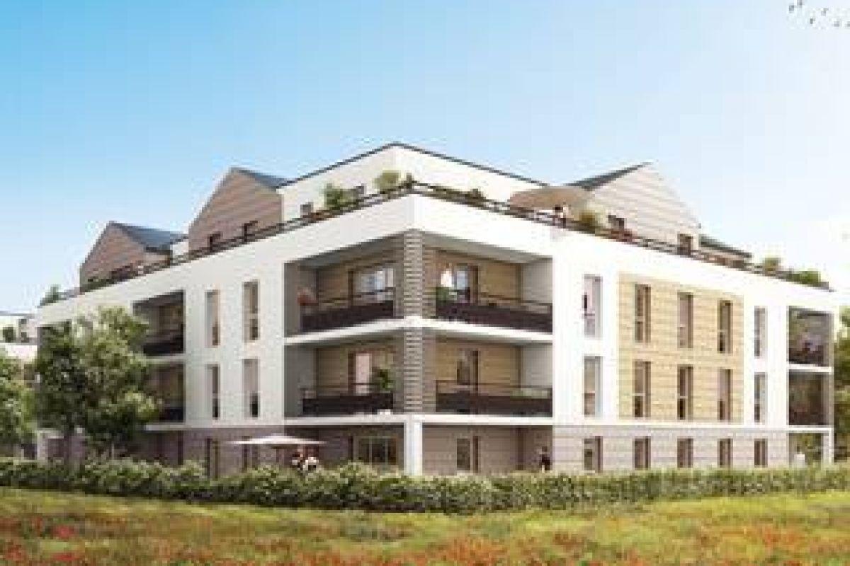 Programme immobilier bois dore - Image 1