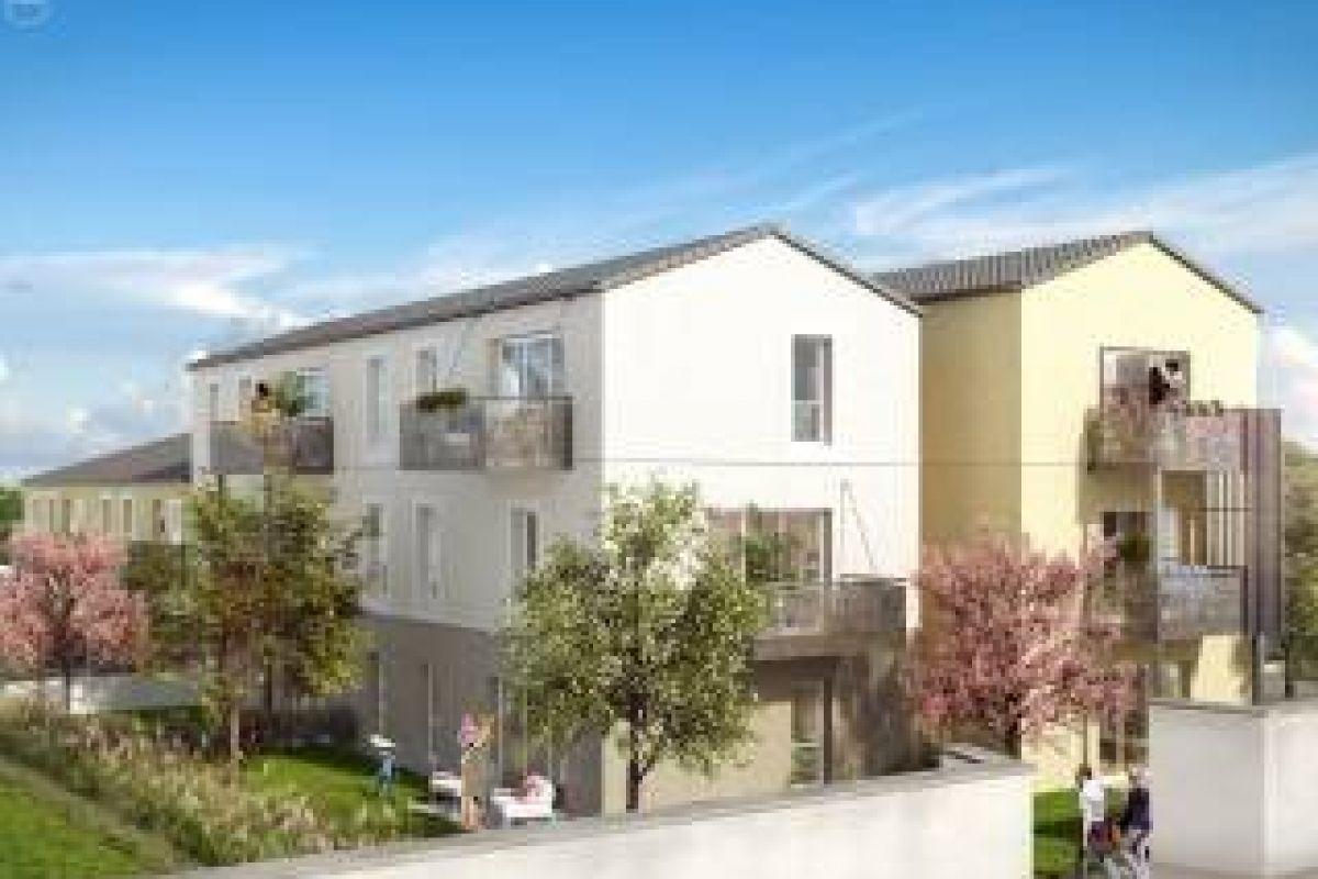 Programme immobilier en aparte - Image 1