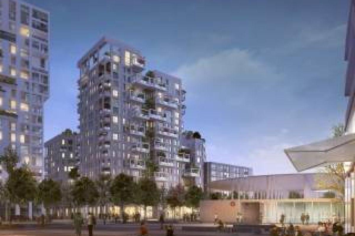 Programme immobilier bagneux emergences - Image 1