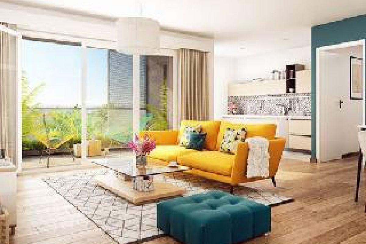 Programme immobilier le cedre blanc - Image 1