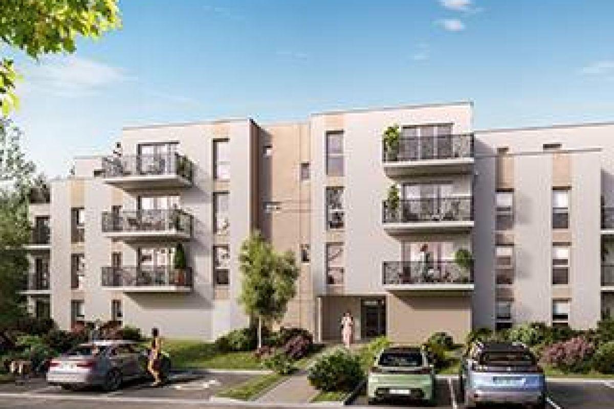 Programme immobilier cote jardin - Image 1