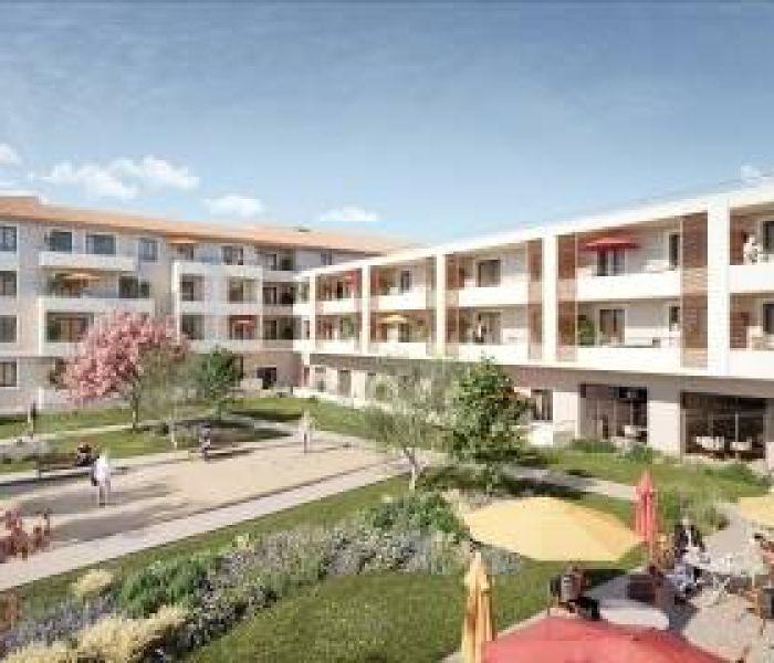Programme immobilier rss l'aubier de tilia - Image 1
