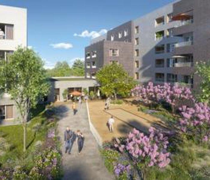Programme immobilier lille villa ulma - Image 1