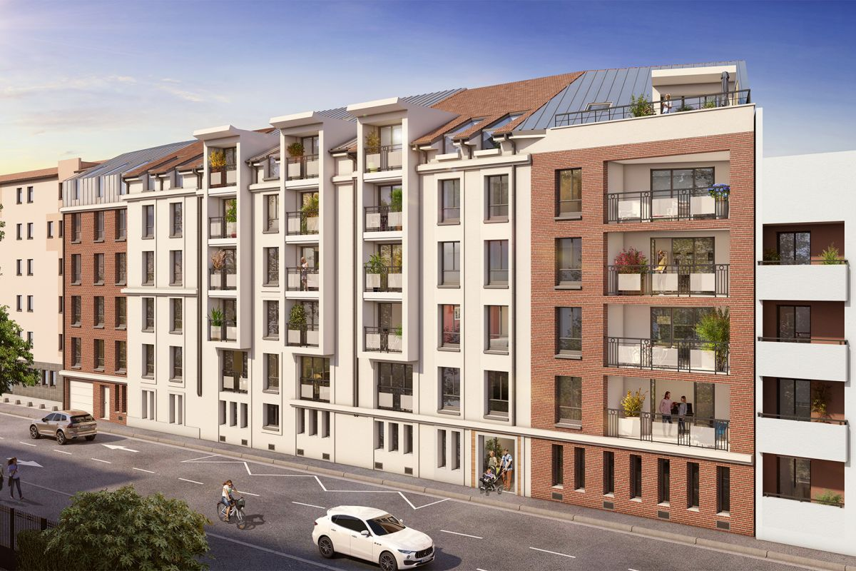 Programme immobilier résidence les deux rives - Image 1