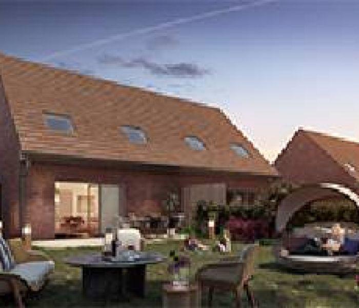 Programme immobilier le village saint eloi - Image 1