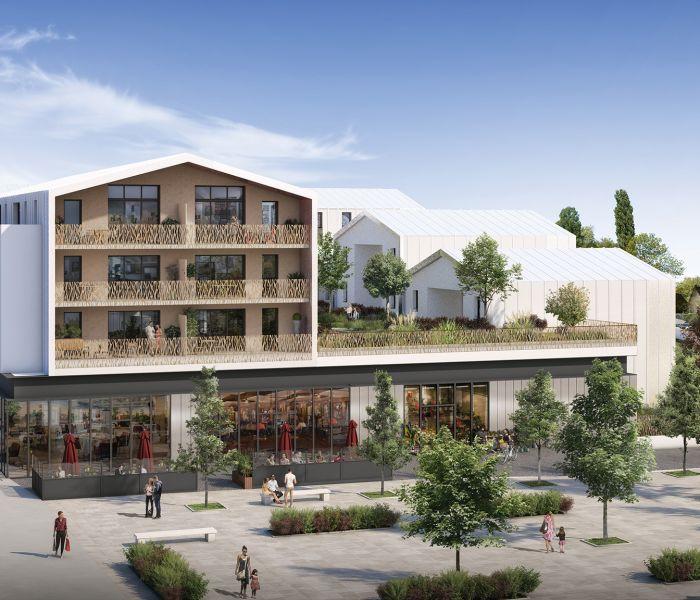 Programme immobilier résidence eden green - Image 1
