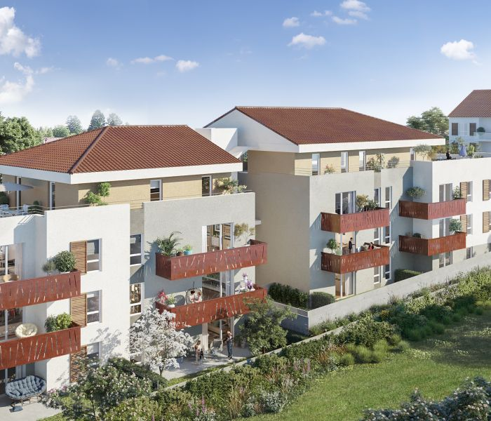 Programme immobilier le joris - Image 1