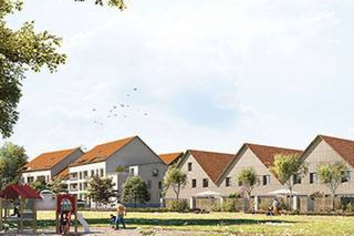 Programme immobilier parc' coeur - Image 1