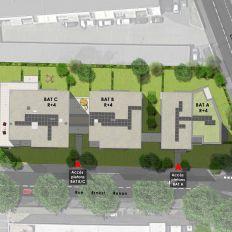 Programme immobilier les jardins d'adam - Image 1