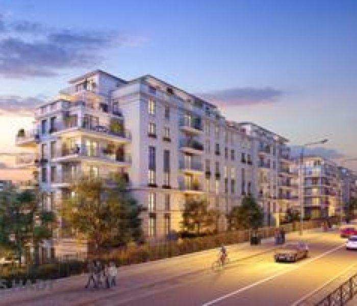 Programme immobilier les jardins balzac - Image 1