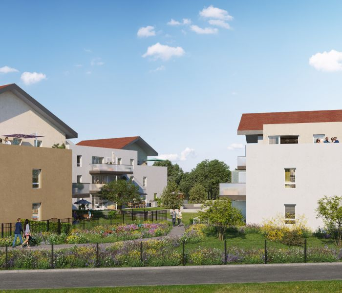 Programme immobilier le clusoe - Image 1