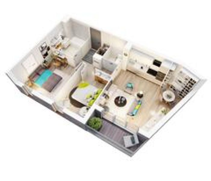 Programme immobilier orig'in - Image 1