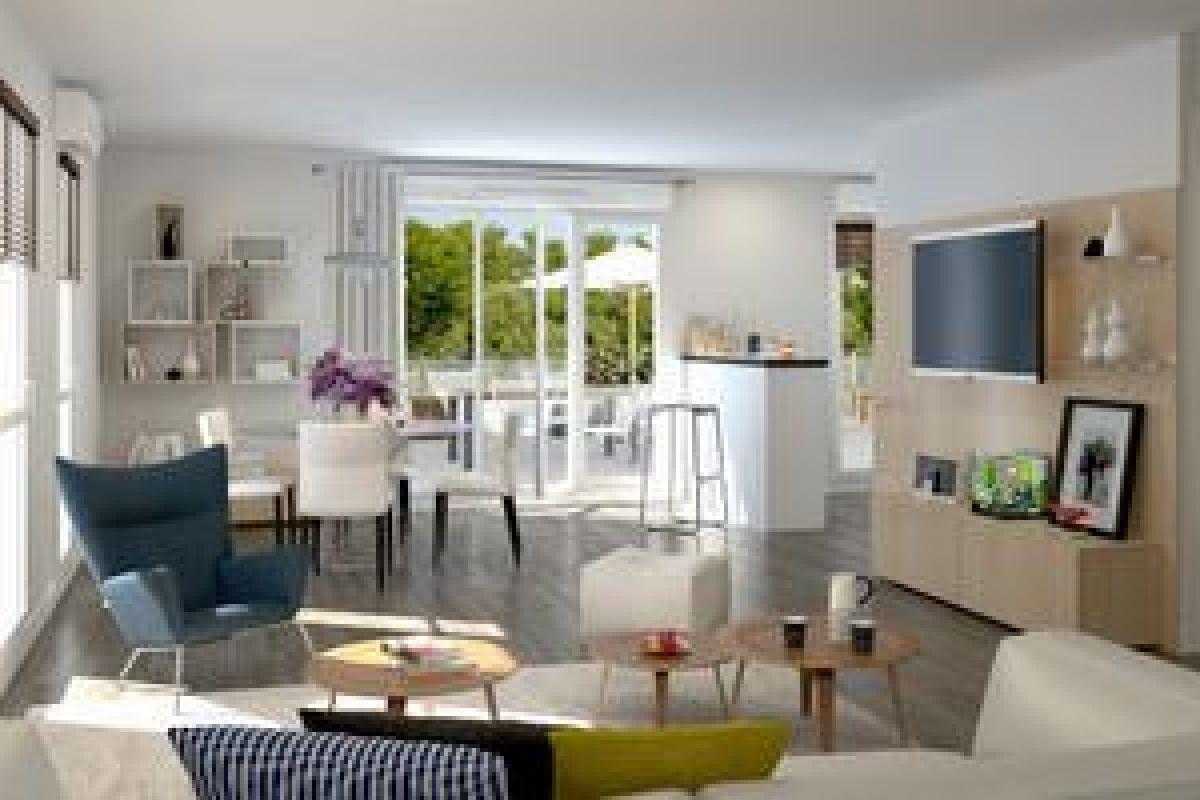 Programme immobilier au fil de l'o - Image 1