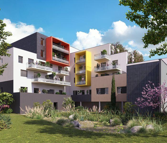 Programme immobilier study park - Image 1