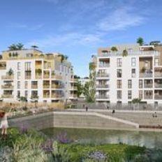 Programme immobilier les bords du lac - Image 1