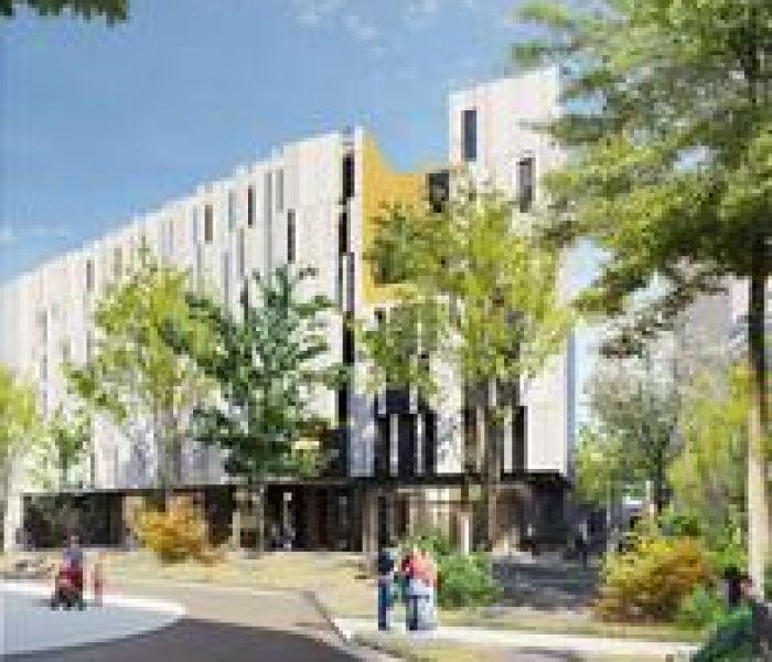 Programme immobilier residence etudiants qi-etude - Image 1