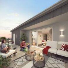 Programme immobilier l'attik - Image 1