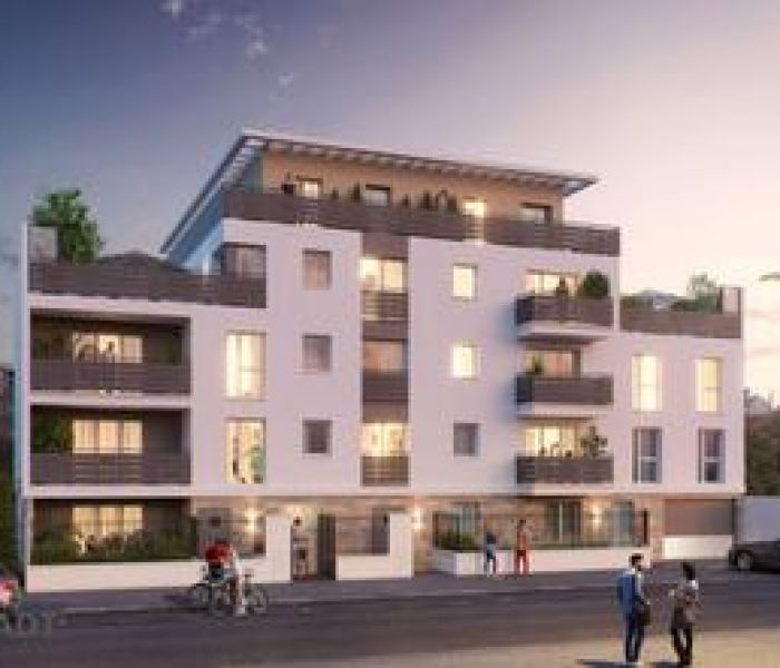 Programme immobilier carre pinson - Image 1