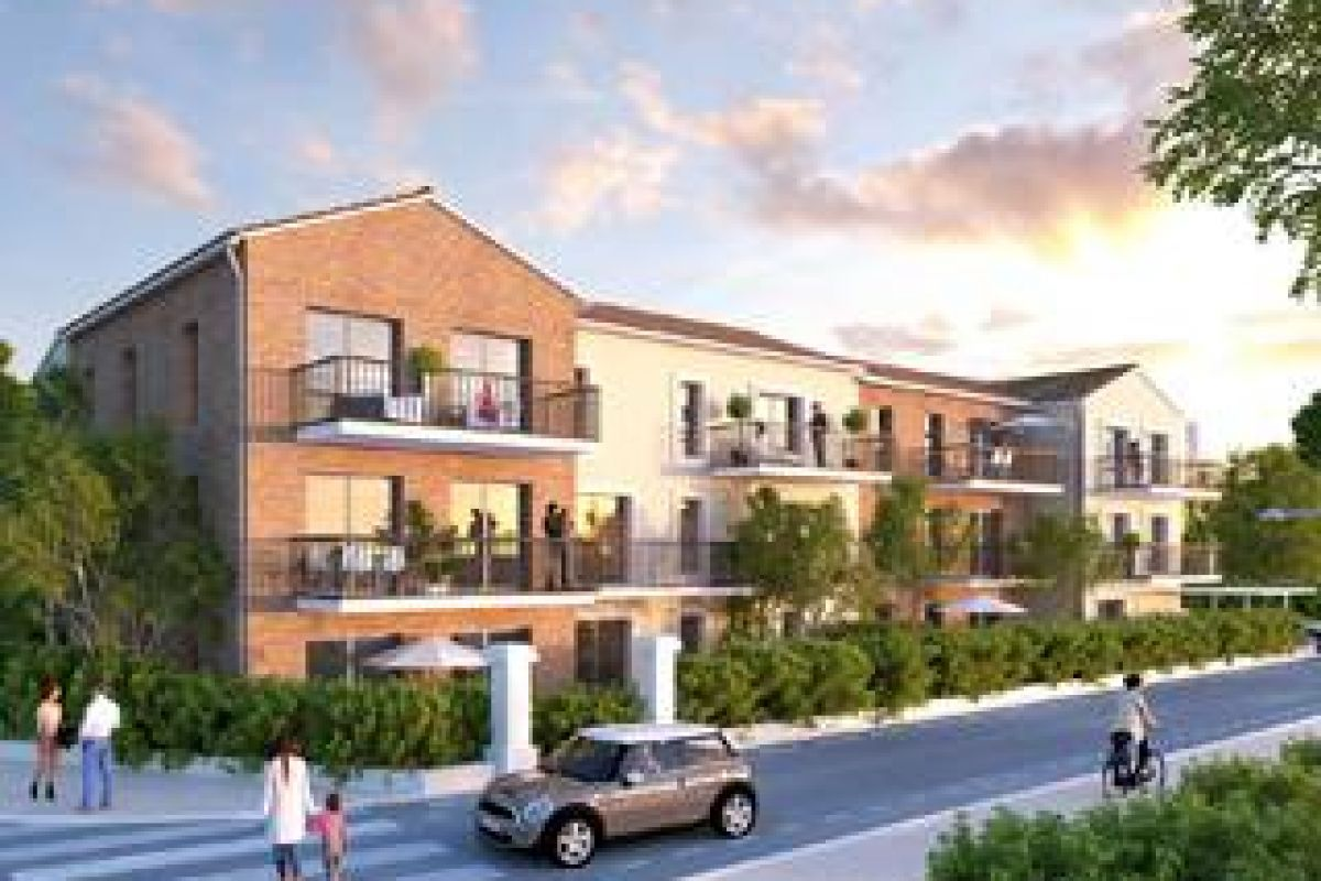 Programme immobilier residence clarte - Image 1