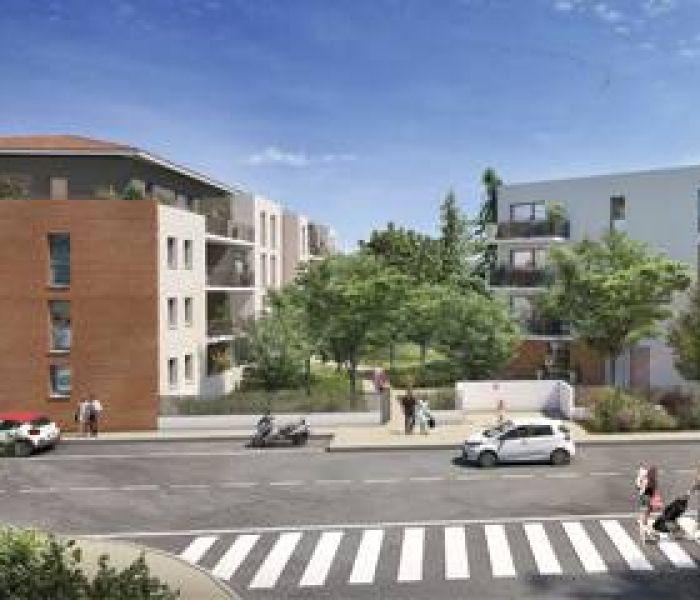 Programme immobilier le jardin de marius - Image 1