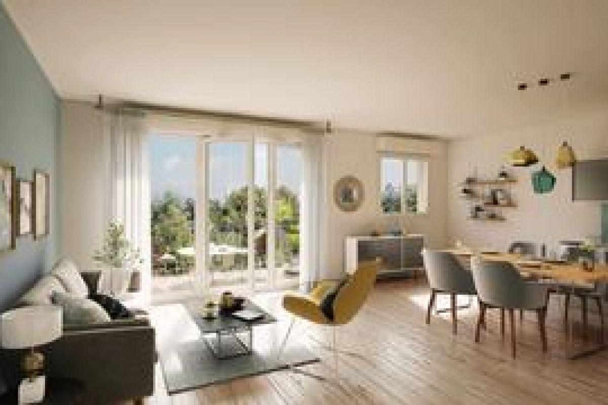 Programme immobilier plein ouest - Image 1
