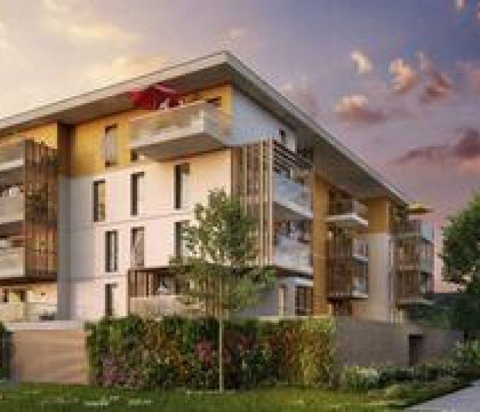 Programme immobilier mont-domaine / les lodges - Image 1