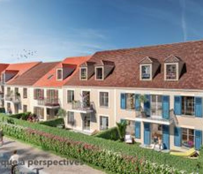 Programme immobilier mesnil en thelle - Image 1