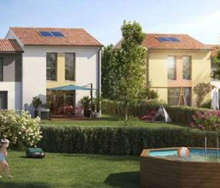 Programme immobilier au fil de lô - Image 1