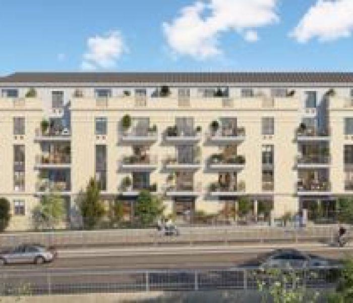 Programme immobilier les canotiers - Image 1
