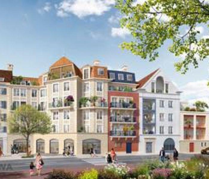 Programme immobilier unisson - Image 1