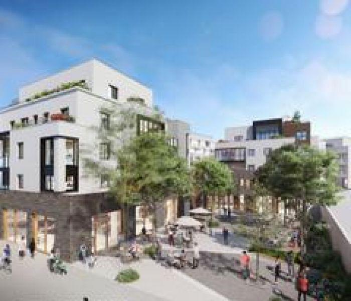 Programme immobilier le patio des artistes - Image 1