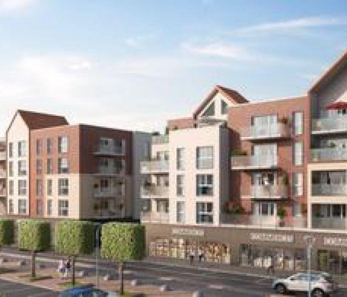 Programme immobilier residence de la brayelle - Image 1