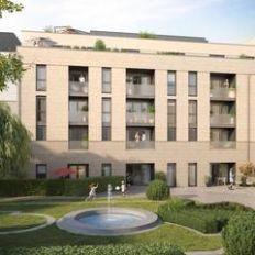 Programme immobilier jardin ponsardin - Image 1
