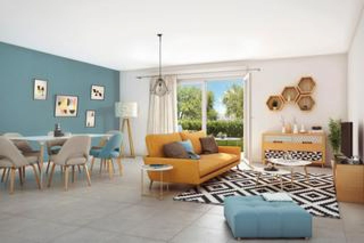 Programme immobilier square 112 - Image 1