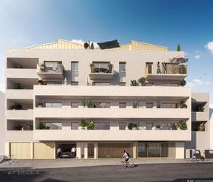 Programme immobilier le k - Image 1
