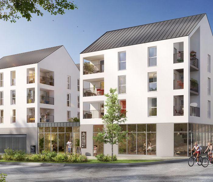 Programme immobilier résidence bridge avenue - Image 1