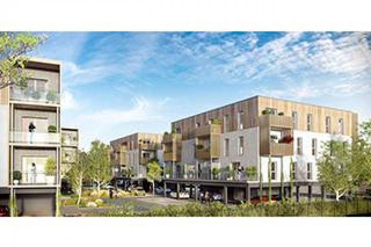 Programme immobilier carre verde - Image 1