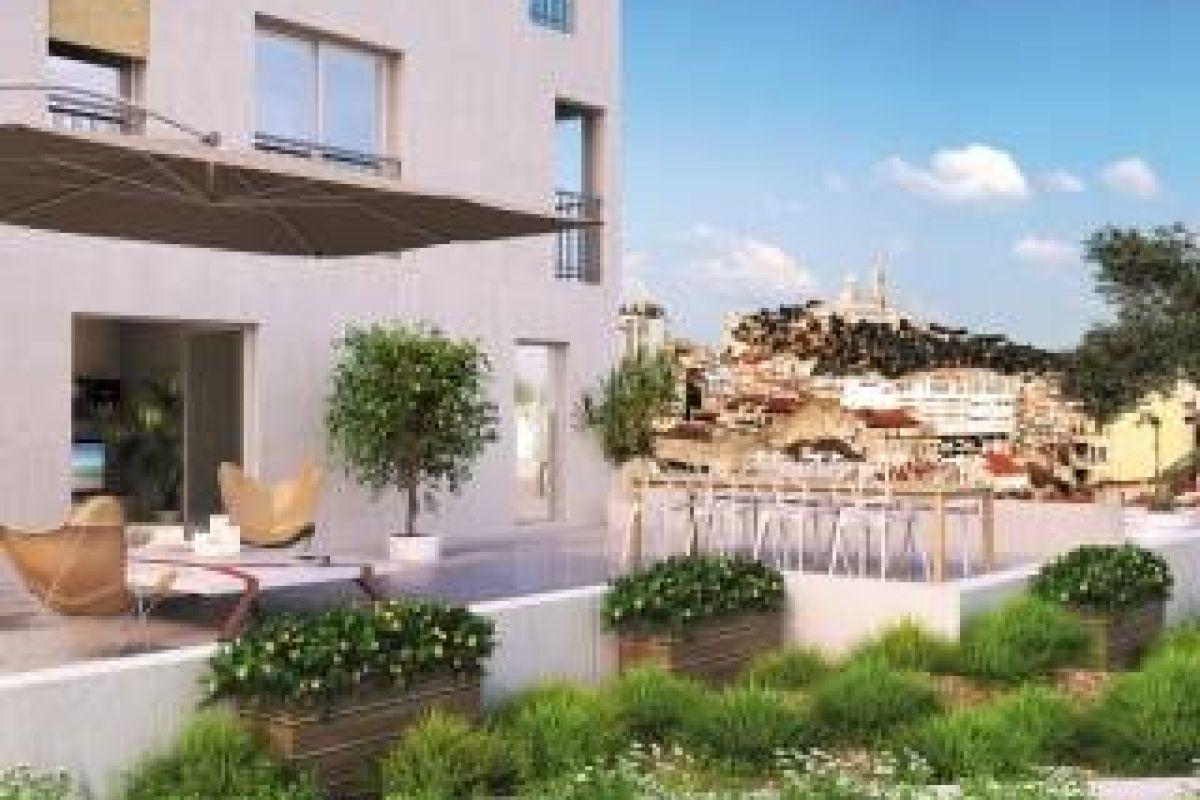 Programme immobilier la city - Image 1