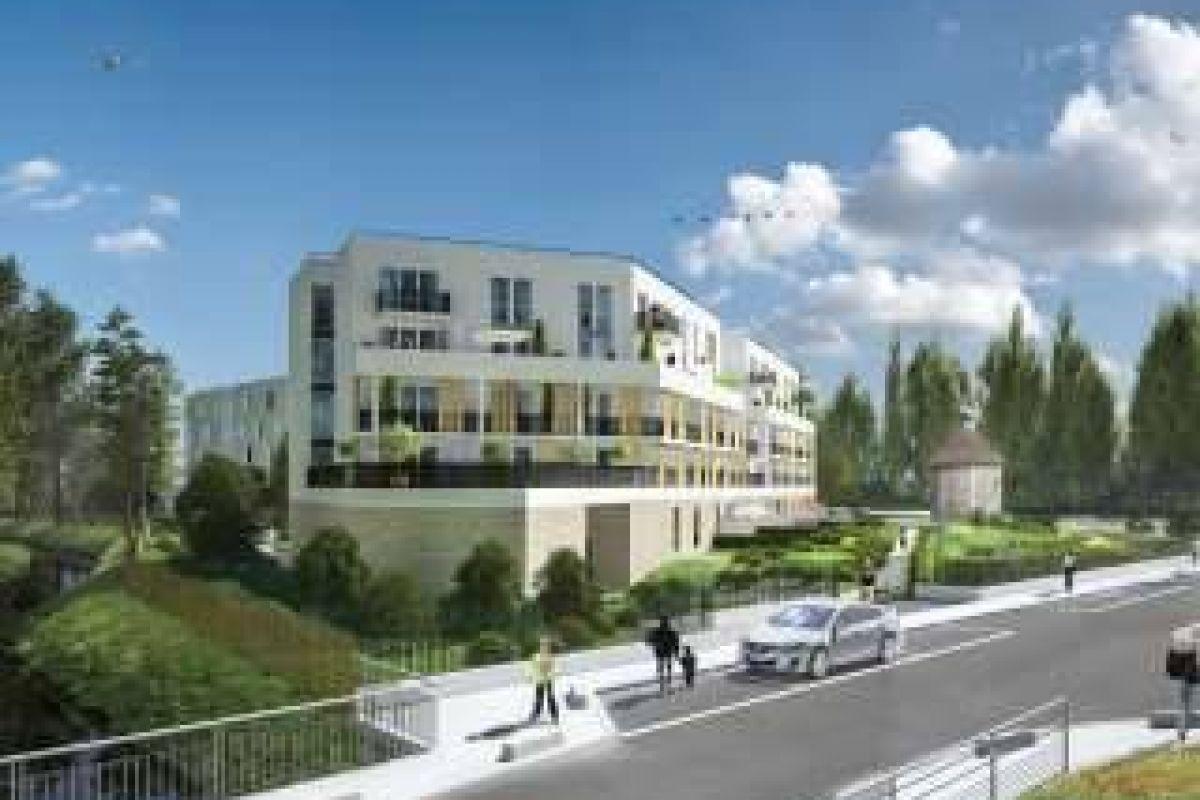 Programme immobilier les rives de garlande - Image 1