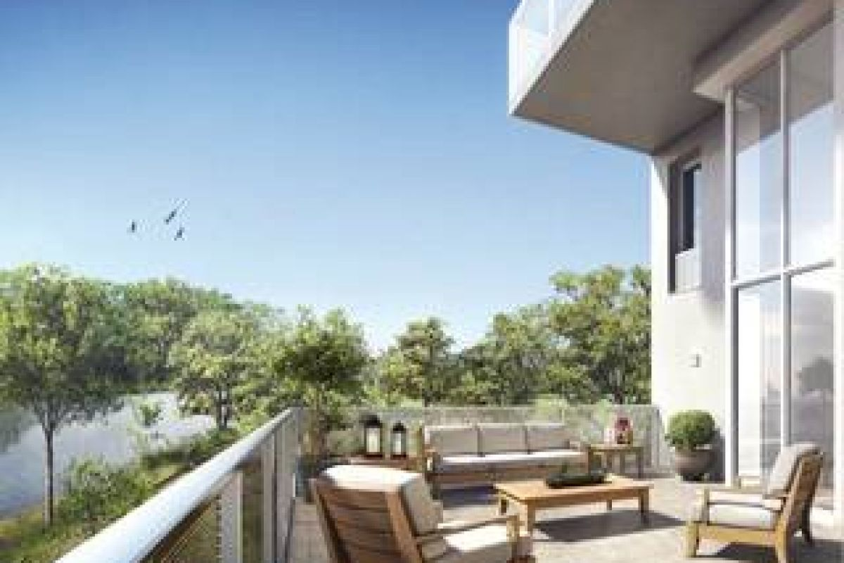 Programme immobilier parc en seine - Image 1