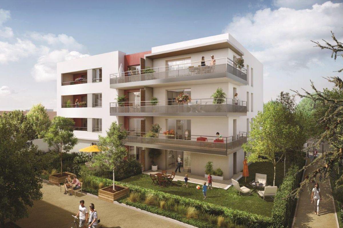 Programme immobilier résidence l'alpha'b - Image 1